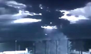 СМИ: базу ИГИЛ в Сирии разбомбил огромный НЛО