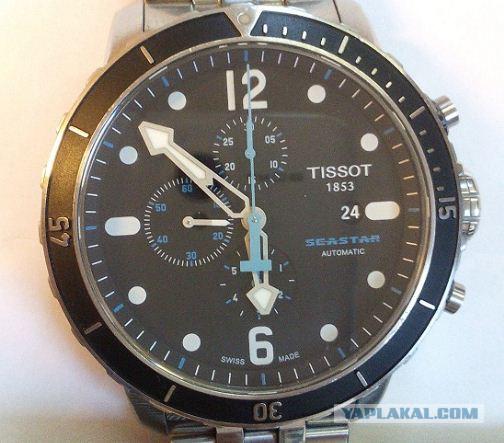 Швейцарские часы Tissot (Москва)
