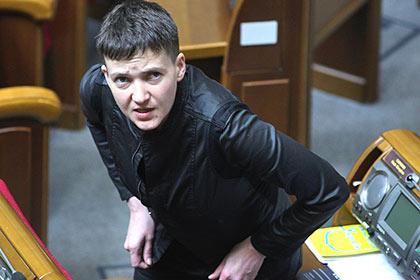 Савченко заподозрили в подготовке переворота «по заданию Кремля»
