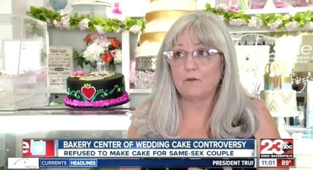 Суд разрешил пекарю не печь торты для гомосексуалистов