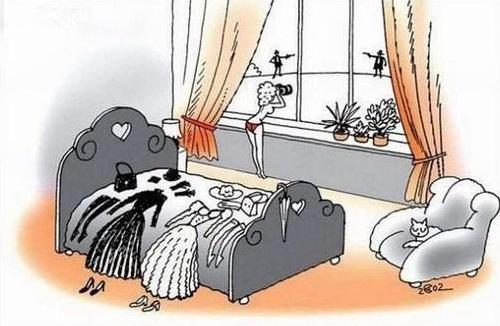 Пост 5 - 54. Карикатурный