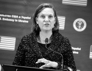 Нуланд предложила «болезненные санкции» против России