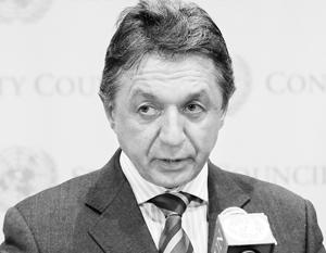 Постпред Украины при ООН обвинил СССР...