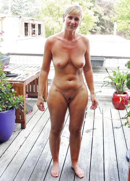 голышом тетки фото