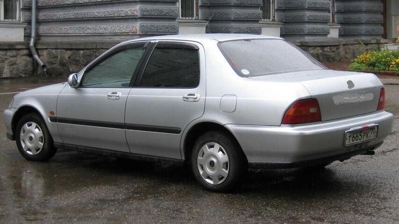 ...Таможня: В наличии / Растаможен - К. Продажа Honda Domani 2006 года.