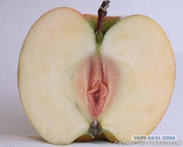 Пизда в яблоках