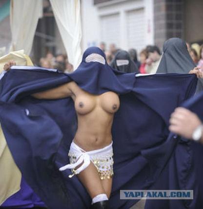 мусульманин и проститутка