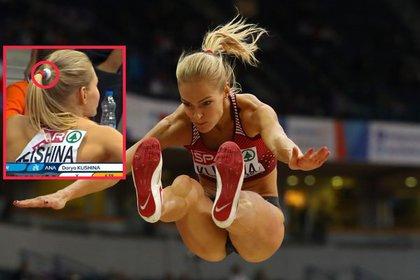 IAAF считает неуместным ношение российскими легкоатлетами формы цветов флага