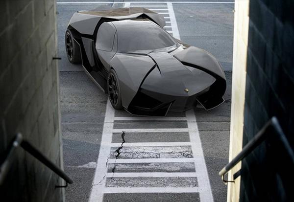Концепт Lamborghini Ankonian