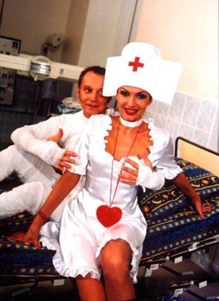 Медсестра моей молодости..., вы тоже слышите эту музыку