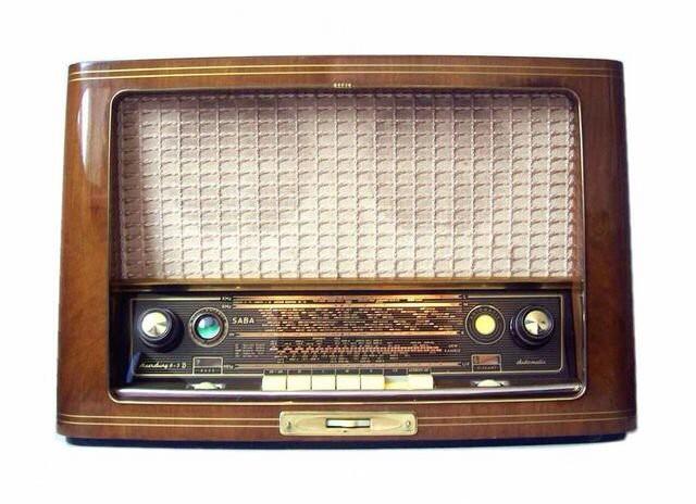 Продаю винтажные немецкие радио 50-х годов