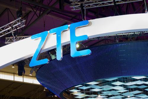 ZTE прекращает продажи смартфонов