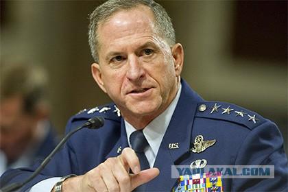 Генерал ВВС США объяснил необходимость сбивать российские самолеты над Сирией