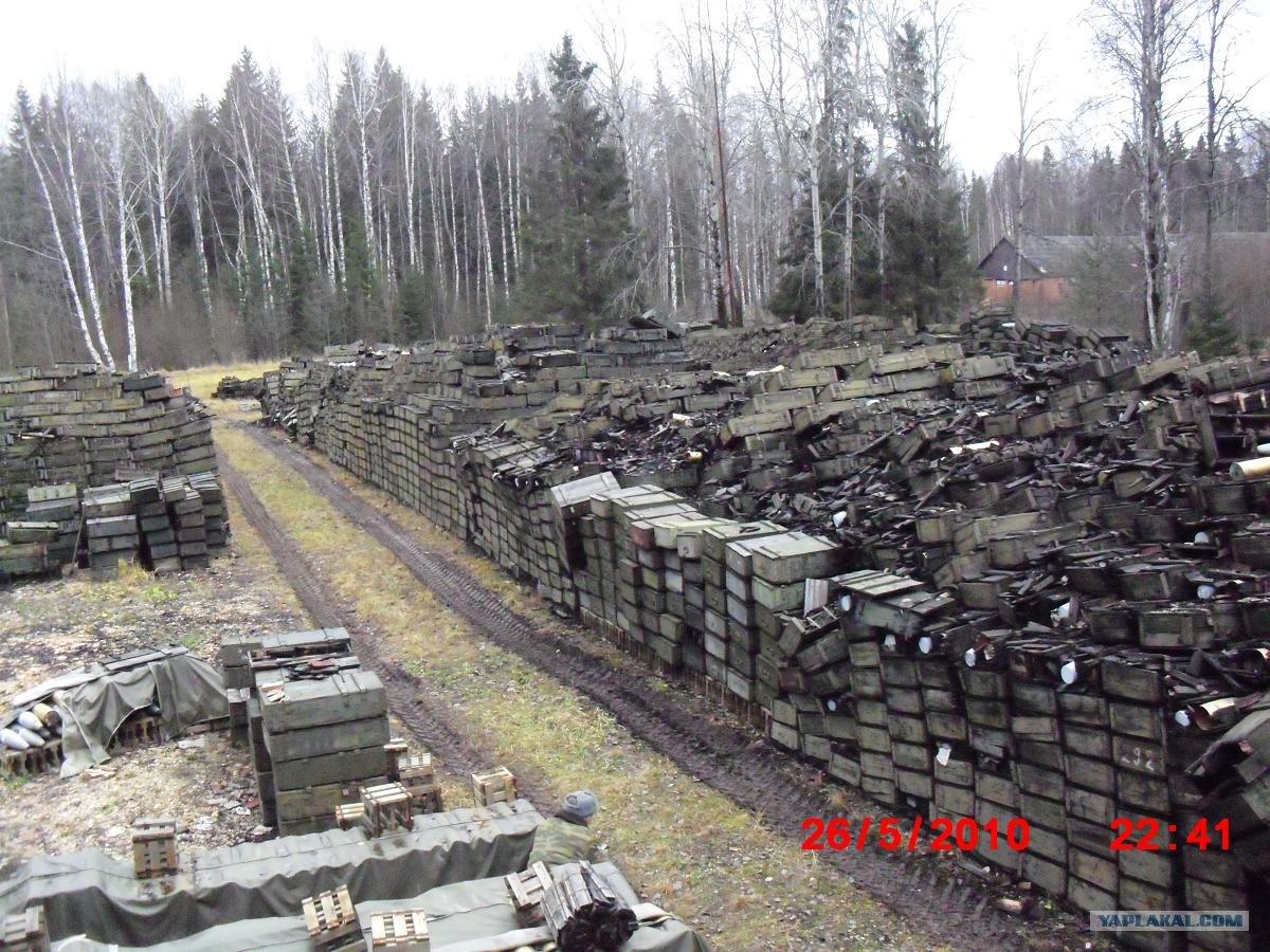 В России загорелся склад с 13-ю миллионами единиц боеприпасов - Цензор.НЕТ 6149