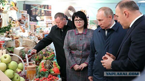 «За колбасу не купишь человека»: Путин заявил о росте политического сознания россиян