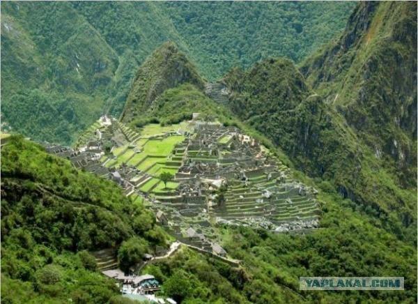 Потерянный город инков