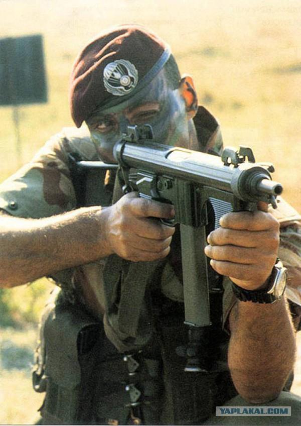 Пистолет-Пулемет Beretta М12, «БЕРЕТТА КАРАБИНЕРОВ»