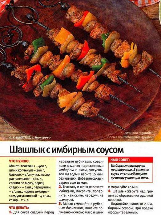 Рецепт вкусного шашлыка свинины фото