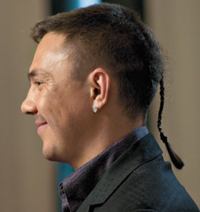 Причёски с косичкой для мужчин