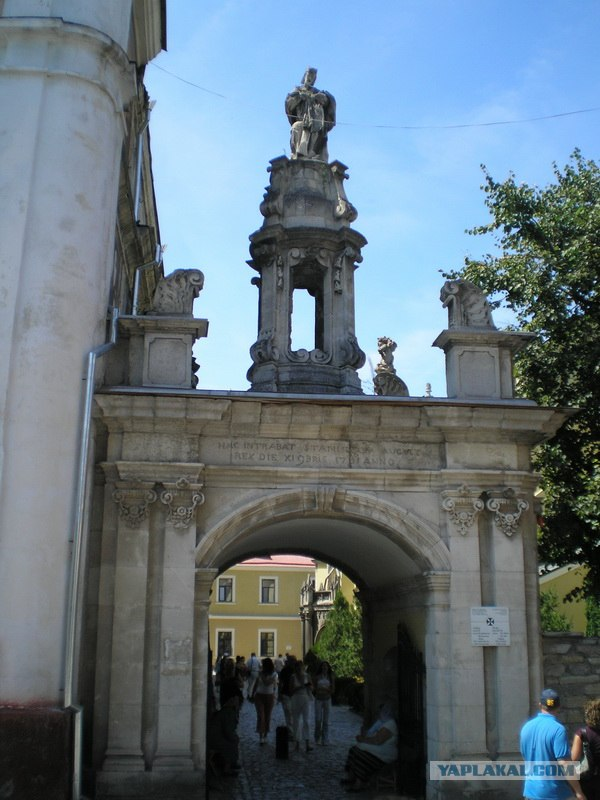 Каменец-Подольская крепость и не только