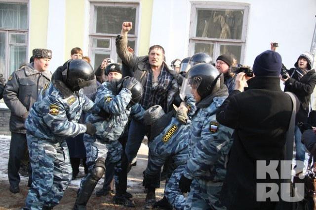 """Убит Николай Савинов! """"Нижегородский Халк"""""""