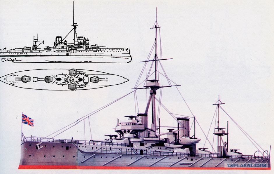 Подводная лодка на открытке