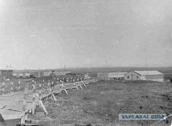 Забытые военные части Норильского гарнизона