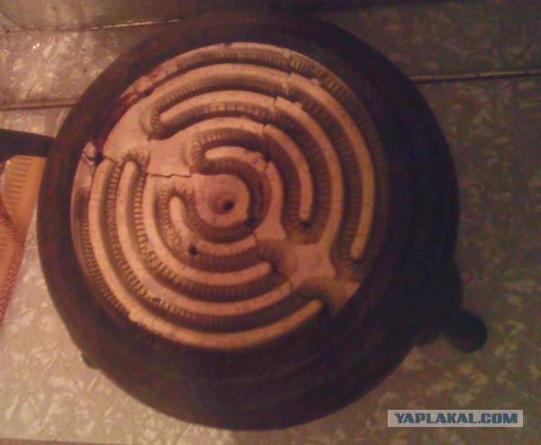 Плитка спиральная своими руками