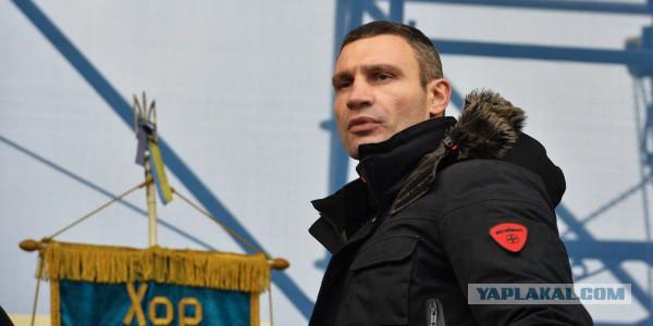Кличко призывает ООН срочно ввести в Крым