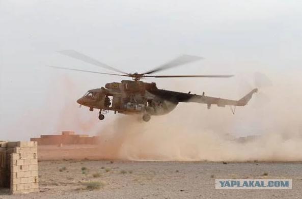 Два года участия России в сирийской операции