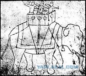 Боевые слоны-Как Боевые Машины Прошлого
