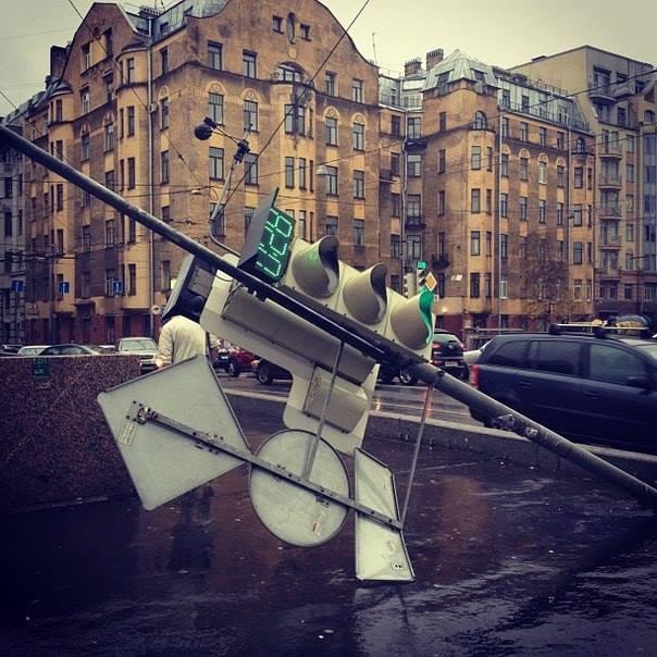 """""""Святой  Иуда"""" в Санкт-Петербурге"""