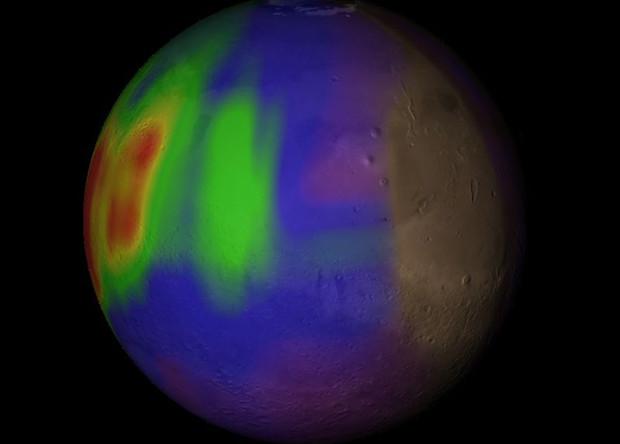 NASA объявило об обнаружении на Марсе органических молекул: «Кьюриосити» нашел источник метана на Марсе