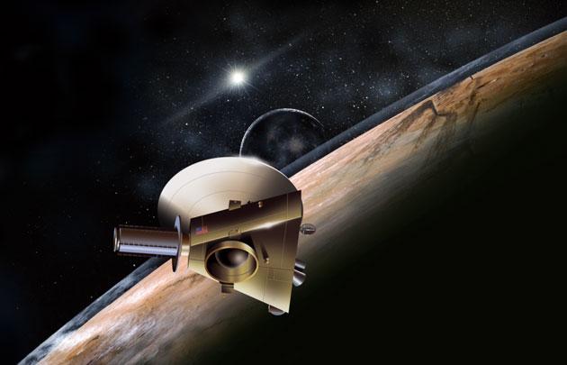 """НАСА готовится """"разбудить"""" аппарат, который будет"""