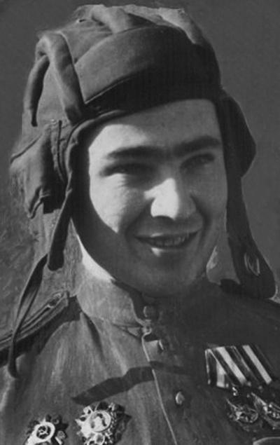 Павел Гудзь. Один из танкистов, кто никогда не боялся.
