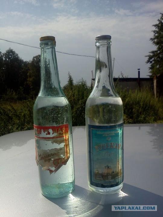 Питьевая настойка из спирта