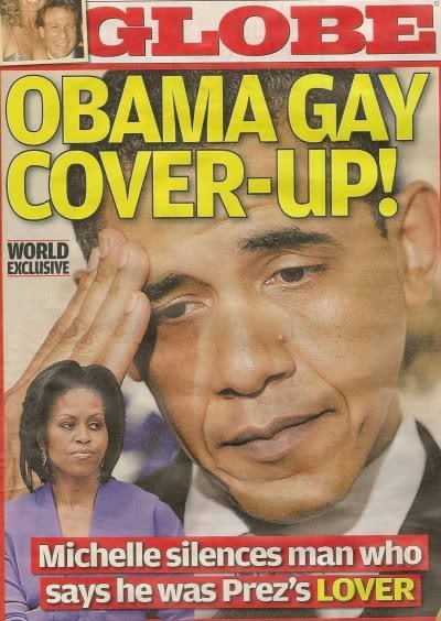 Obama had sex with a man