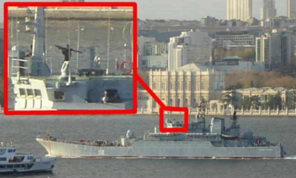 Турция обвинила Россию в уничтожении своего вертолета