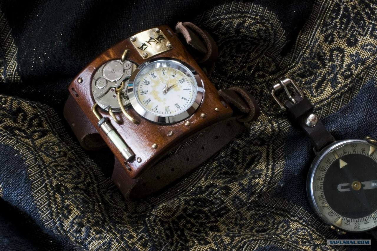 Часы на руку своими руками фото