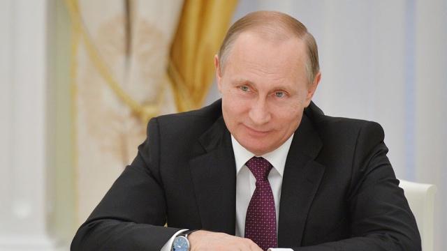 Путин призвал россиян избегать головокружения от успехов