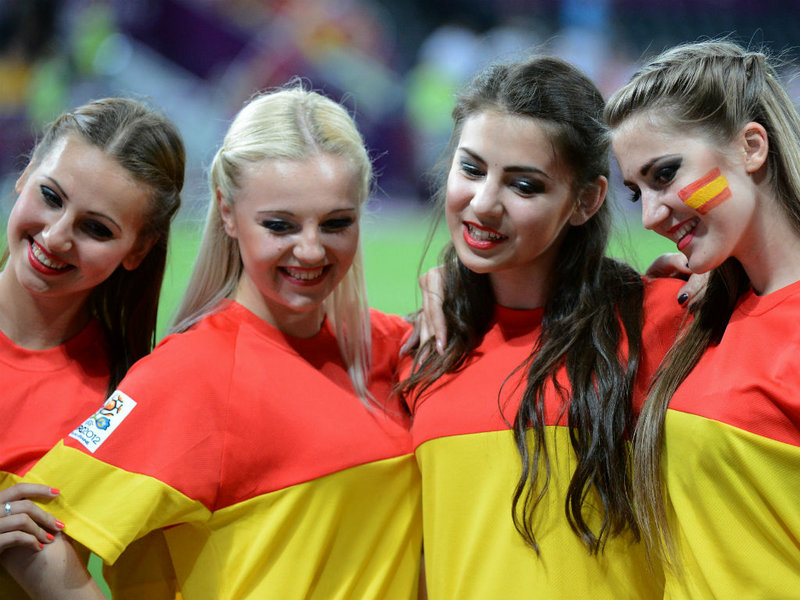 yeovil spanish girl personals But from 2008 to 2012 — when the spanish team didn't suck anymore — everyone in the country became soccer crazy now even your spanish girlfriend, who never gave a damn about the sport, knows more (or thinks she knows more) about it than you.
