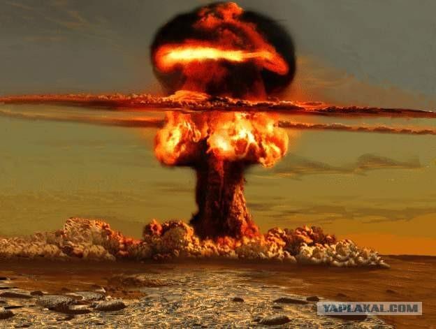 В любой момент может вспыхнуть ядерная война