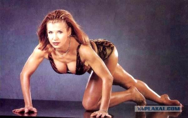 Синтия Ротрок - легенда боевых искусств.