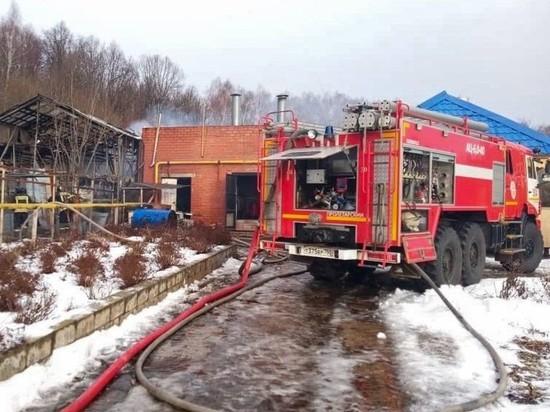 Пожарный погиб, трое пострадали при взрыве газа в Подмосковье