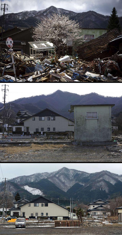 Япония через два года после цунами