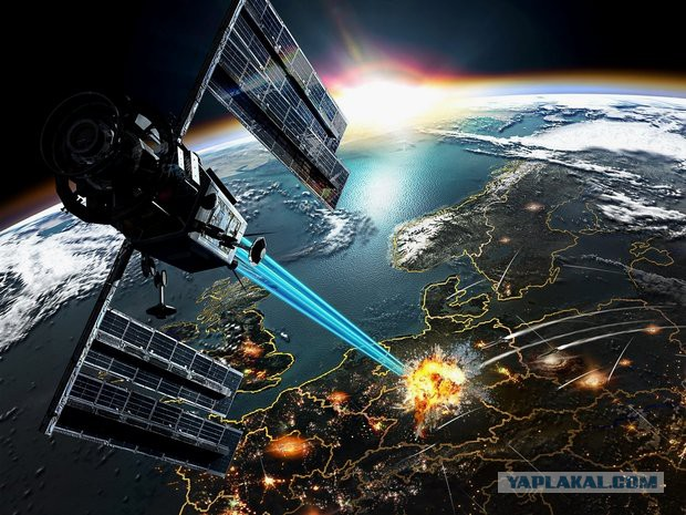 Россия будет применять космическое оружие