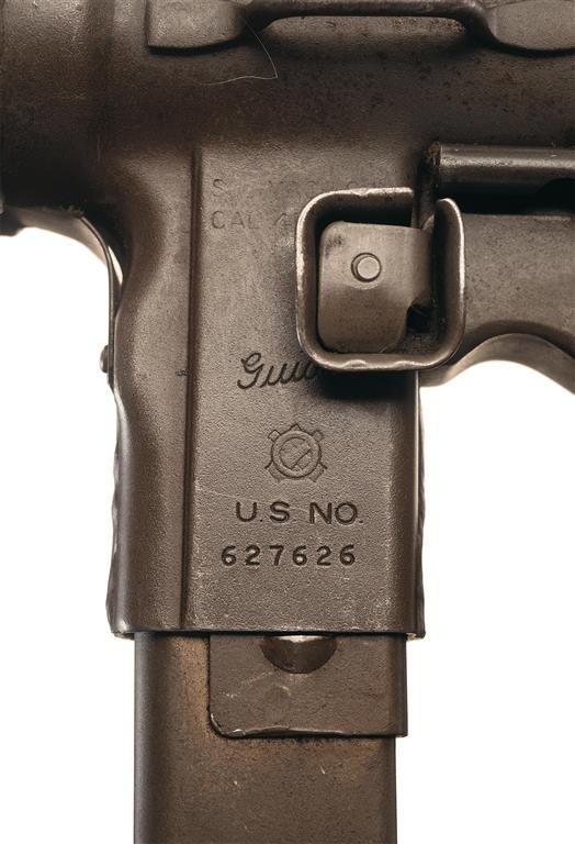 Автоматы-пулемёты в США