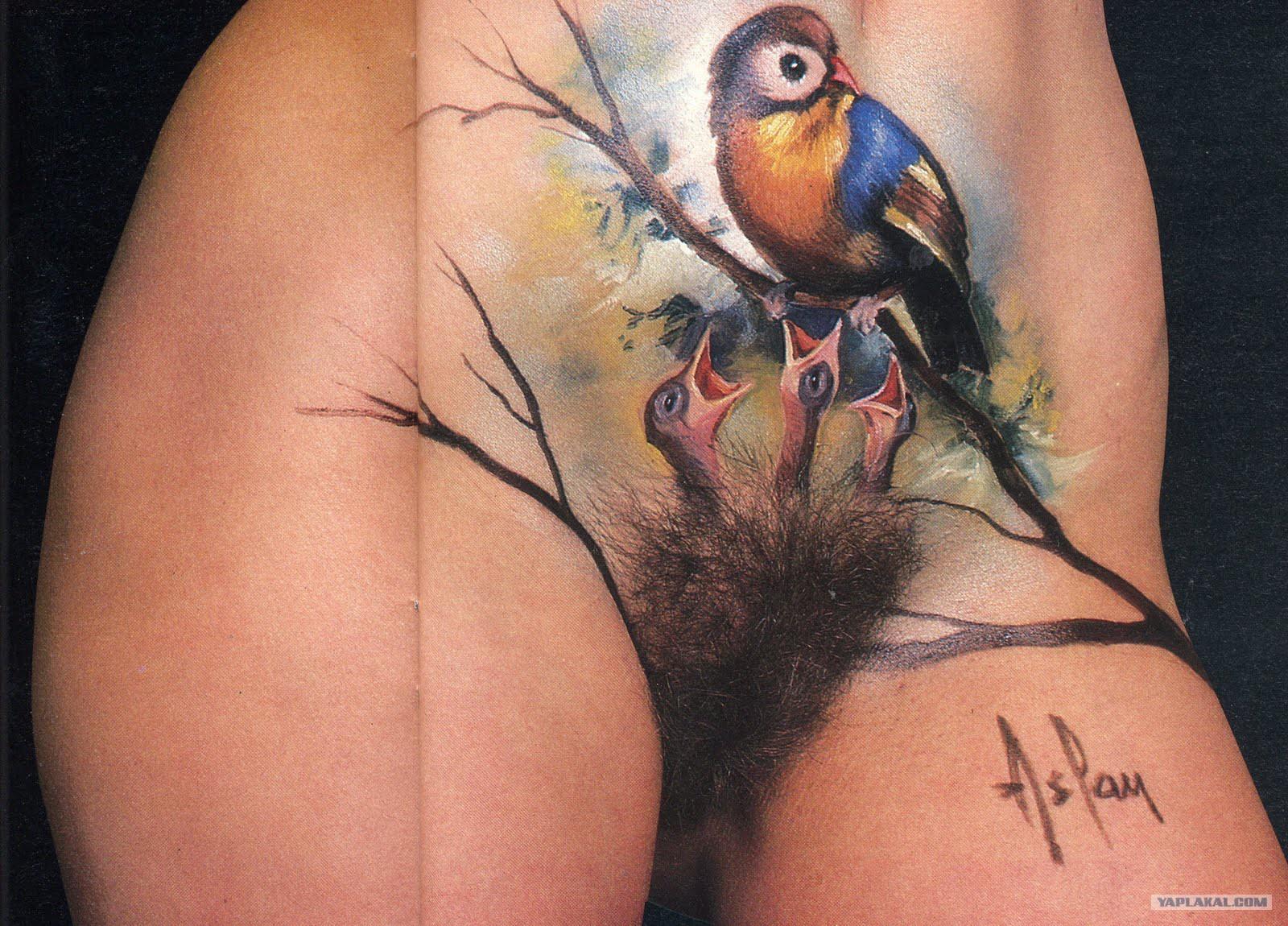 Татуировки для проституток 30 фотография