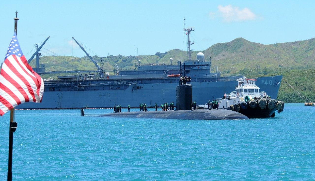 подводные лодки сша список