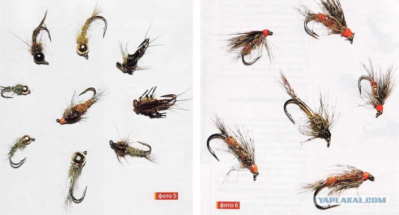 изготовление мух для ловли хариуса видео